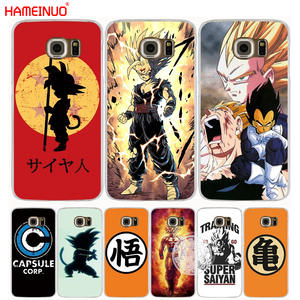 cffcee625 HAMEINUO Dragon Ball cover for Samsung Galaxy S9 S7 edge PLUS S8 S6 S5 S4 S3