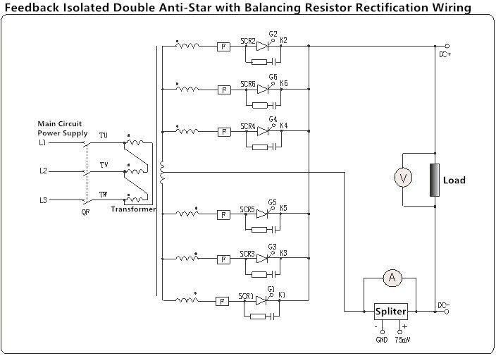 ST32C Thyristor Control Board   SCR Firing Card   Bridge ... on