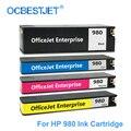 [Сторонний бренд] для HP 980 980XL  сменный картридж для HP Enterprise Color X555dn X555xh X585f X585dn X585z