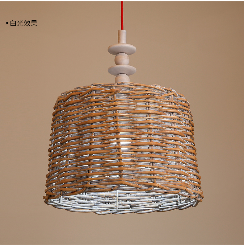 bamboo pendant lamps bar teahouse restaurant southeast of bamboo lantern shipping pendant light wood decorative lighting ZA983