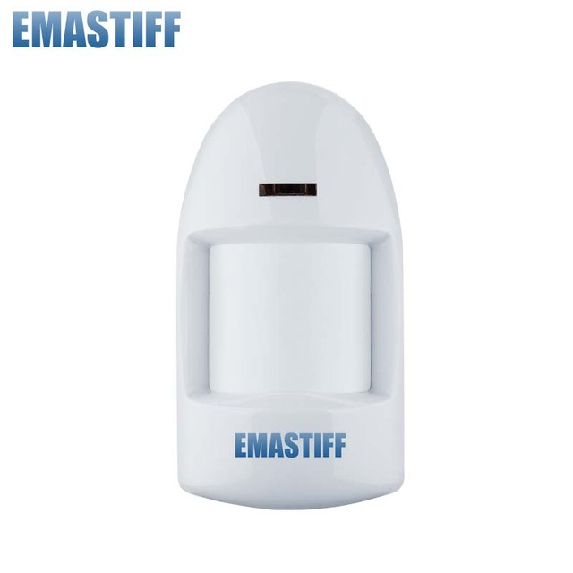 free shipping!1 Pcs/lot PIR Infrared Motion Sensor Detector Wired RFI EMI ESD Lightning Protection PCB easy Lock