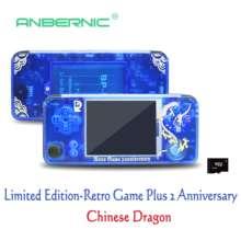 Rs-97 Новое ограниченное издание ретро игра плюс 2 юбилей видео игра 3000 игры Omron Кнопка 32G RG3000 семейный подарок consola ретро