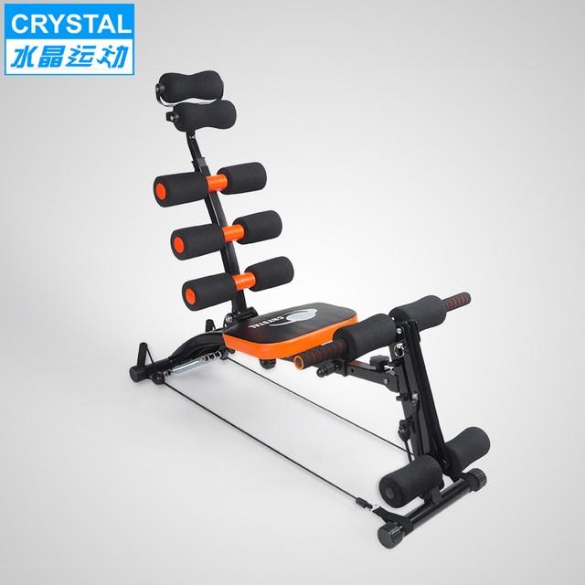 db4027fb82f Six versatile Abdomenizer home fitness equipment abdominal crunches  abdominal machine lazy exercise machine