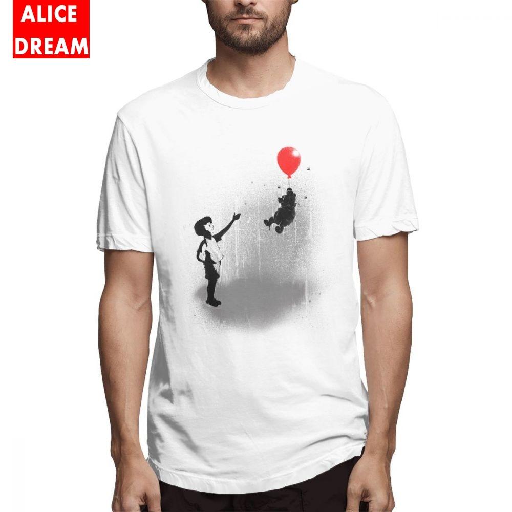 MenMan Little Black Rain Cloud T-shirt Quality T-Shirt 100% Cotton Big Size Tee Shirt