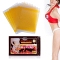 Newly Slimming stick Slimming Navel Sticker Slim Patch Weight Loss Burning Fat Patch 10 pcs ( 1 bag = 10 pcs )