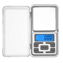 300/500g 0.01g 1000g/0.1g Mini Precision Digital Scale Portable Blue Backlight LCD Electronic Scale Jewelry Balance