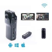 RETECK Mini Md81s Camera Remote Wireless Camera Md80 Upgrade Md81 WIFI Camera DVR Children Monitor For
