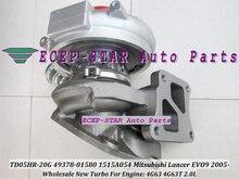 Free Ship TD05HR 49378-01580 1515A054 49378 01580 49378-01581 Turbo For Mitsubishi Lancer EVO Evolution 9 2.0L 2005- 4G63T 4G63