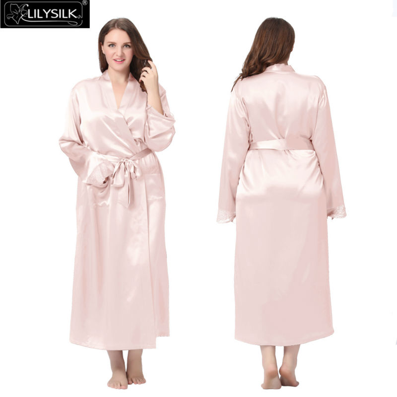 1000-light-pink-22-momme-lacey-cuff-full-silk-robe-plus-size-01