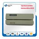 HCC206 Software POS USB Magnetic Reader Triple Tracks Reader/Writer Bank Card Writer