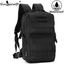 SINAIRSOFT Military Tactical Backpack Travel Mochila 25L Nylon Camouflage Rucksack Molle System Outdoor Fishing Camping  LY0092