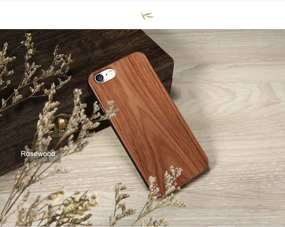 For iPhone 7 iPhone 7 Plus Case Natural Bamboo Wooden Phone Cases For iPhone 6 6S Plus 6 Plus (10)