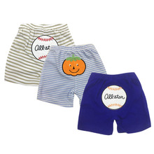 купить Free shipping Retail 5pcs/pack 0-2years PP pants trousers Baby Infant cartoonfor boys girls Clothing онлайн