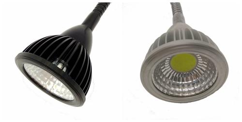 led work clamp light