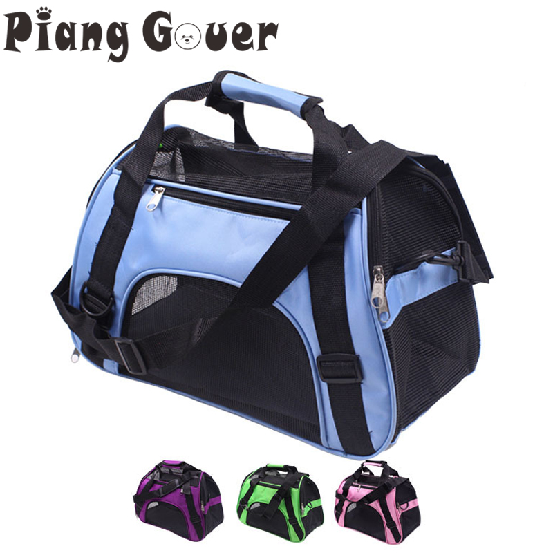 43030bd8e0b Detail Feedback Questions about Purple Portable Pet Backpack Pink Dog  Carrier Bags Blue Cat Carrier Outgoing Travel Breathable Pets Handbag on ...