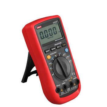 UNI-T UT61C Digital Multimeter Auto Range AC DC Resistance/Temperature Tester Meter RS-232 USB Interface LCD Backlight