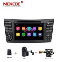Two Din 7 Inch Car DVD Multimedia Player For Benz E Class W211 E200 E220 E300