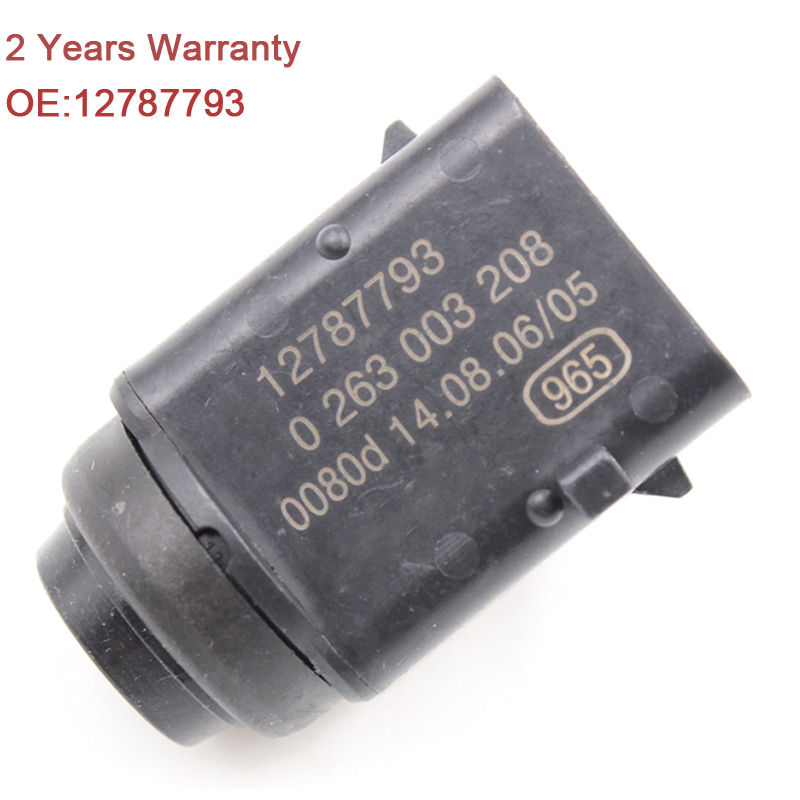 YAOPEI Genuine PARKING SENSOR PDC Reverse 12787793 0263003208 Parking Assistance For Opel Ford 0263003172 6238242 93172012