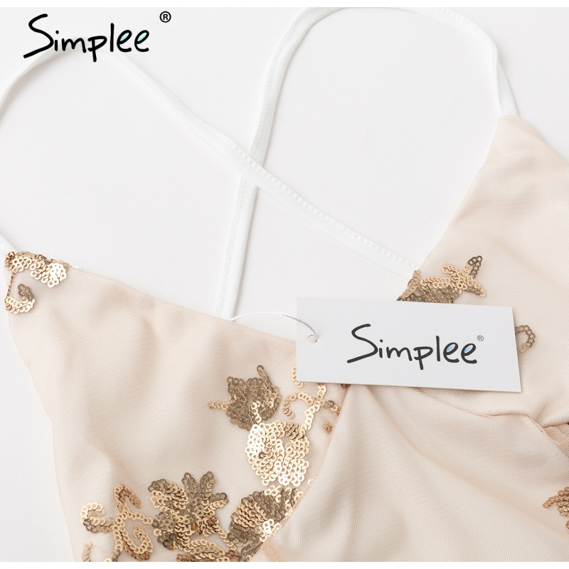 Simplee long party dress 6