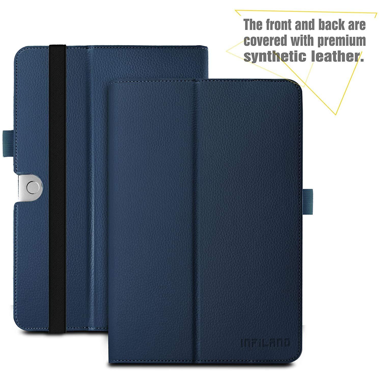 Premium PU Leather Portfolio Stand Cover Case for Asus Transformer Mini T102HA Tablet Laptop Accessories