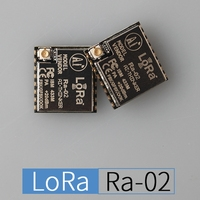 Elecrow LoRa SX1278 433M 10KM Wireless Spread Spectrum Transmission Module Ra 02 DIY Kit For Smart