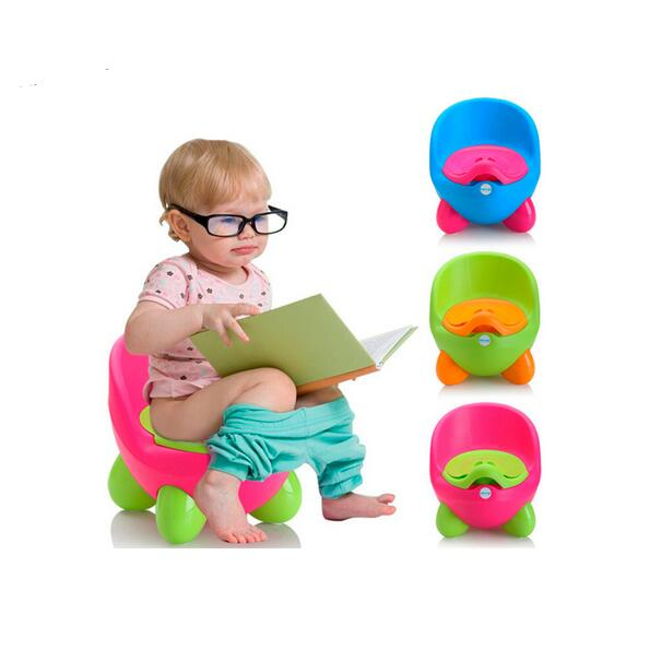 High quality Potties Fashion baby potty kids toilet chair Foldable Protable Travel Potty Chair Infant Children Pee Trainer #104 myofunctional infant trainer phase ii hard oringal made in australia infant primary dentition trainer girls