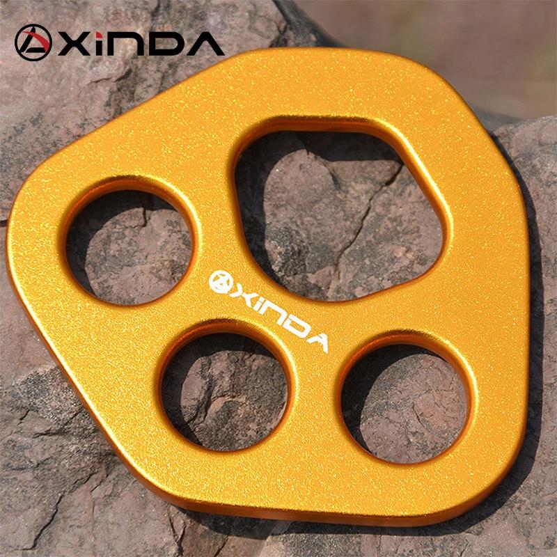 XINDA Profesionalna oprema Split vrpca razdjelnica s 4 rupe Ploča - Kampiranje i planinarenje - Foto 3