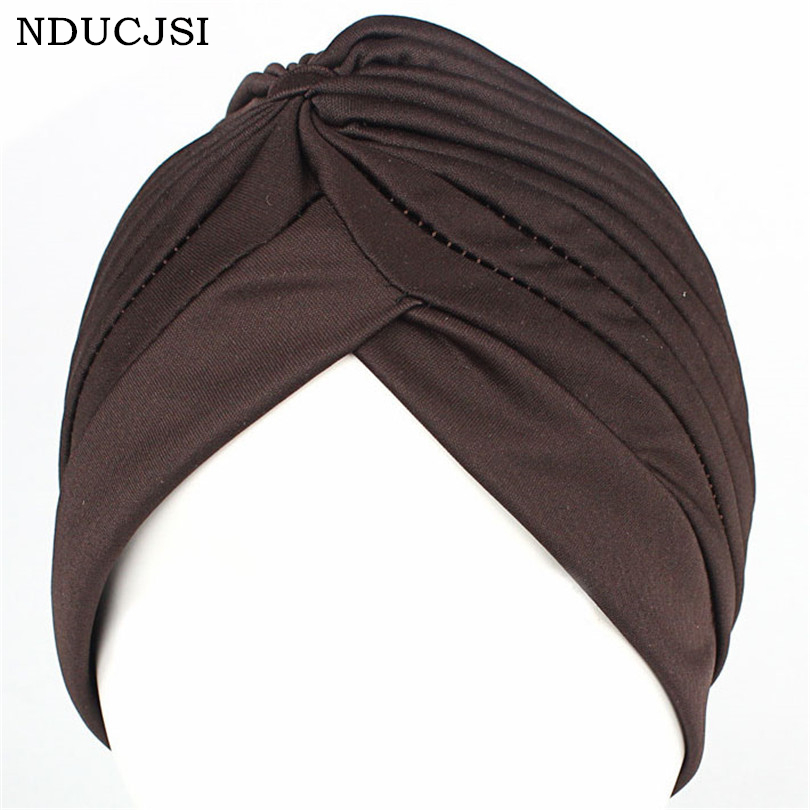 Winter Women Beanies Unisex Caps India Caps Turban Protectors Shower Hat Skullies Girls Knitted Hats Men Hearing Cap Solid M062 35colors silver gold soild india scarf cap warmer ear caps yoga hedging headwrap men and women beanies multicolor fold hat 1pc