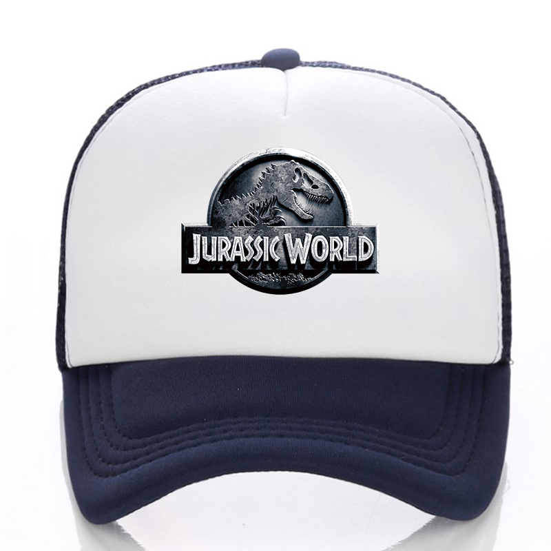 Cool fashion Jurassic Park Baseball cap Men Women 2018 Snapback Hat Hip-Hop  Hat ba3d21f01aa8