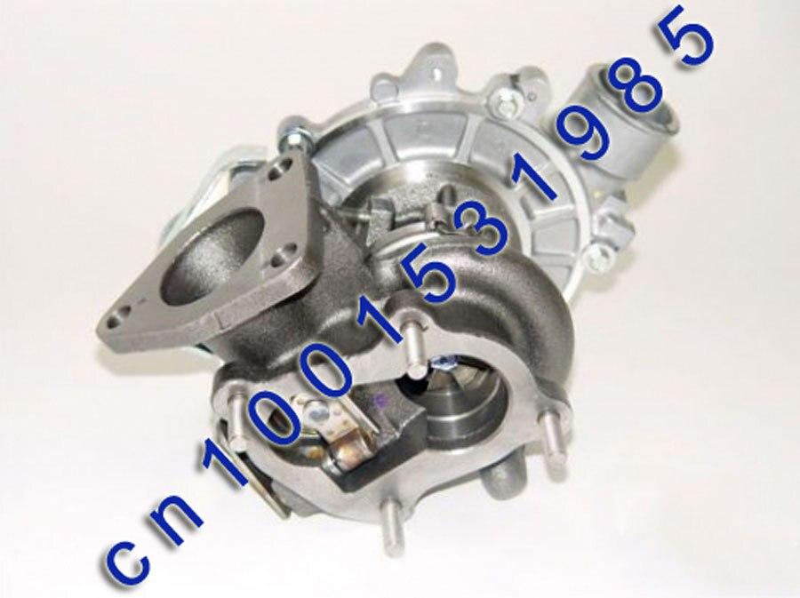 CT16 17201 30030 масляным охлаждением турбина для toyota HIACE, Land Cruiser с 2KD двигателя