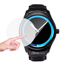 2pcs Extremely Skinny 9H Hardness Premium Tempered Glass Display Protector for Sensible Watch Q3 Plus DM368 LEM5 X5 plus Display protector