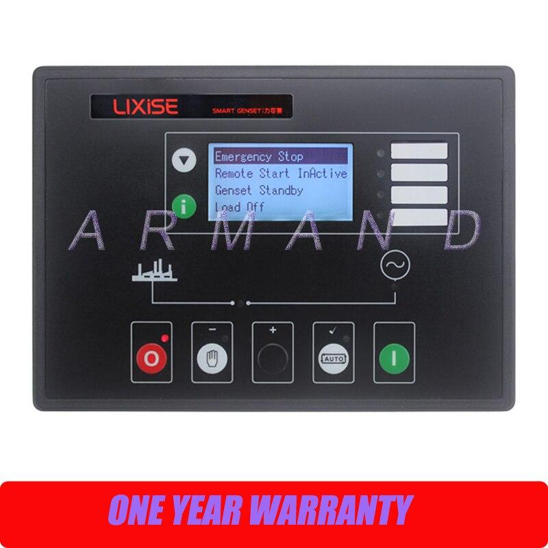 Contrôleur de générateur LXC6310 unité de contrôle automatique pour module de démarrage de générateur