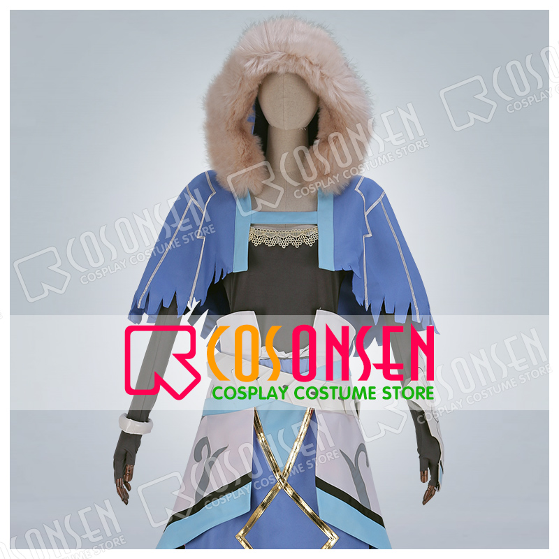 FGO Cu Chulainn Caster Fate Grand Order Stage 1 Cosplay Costume Full Set All Size COSPLAYONSEN Custom Made-in Anime Costumes from Novelty & Special Use    1