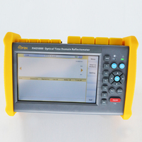 Touch screen FHO5000 MD22 SM&MM 850/1300/1310/1550nm 19/21/40/38dB Multimode OTDR Built in VFL and power meter and FLM