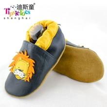 Dobest/брендовая повседневная мягкая обувь из натуральной кожи с изображением Льва для малышей; мокасины для мальчиков; обувь для малышей; Новинка года; сезон осень-весна