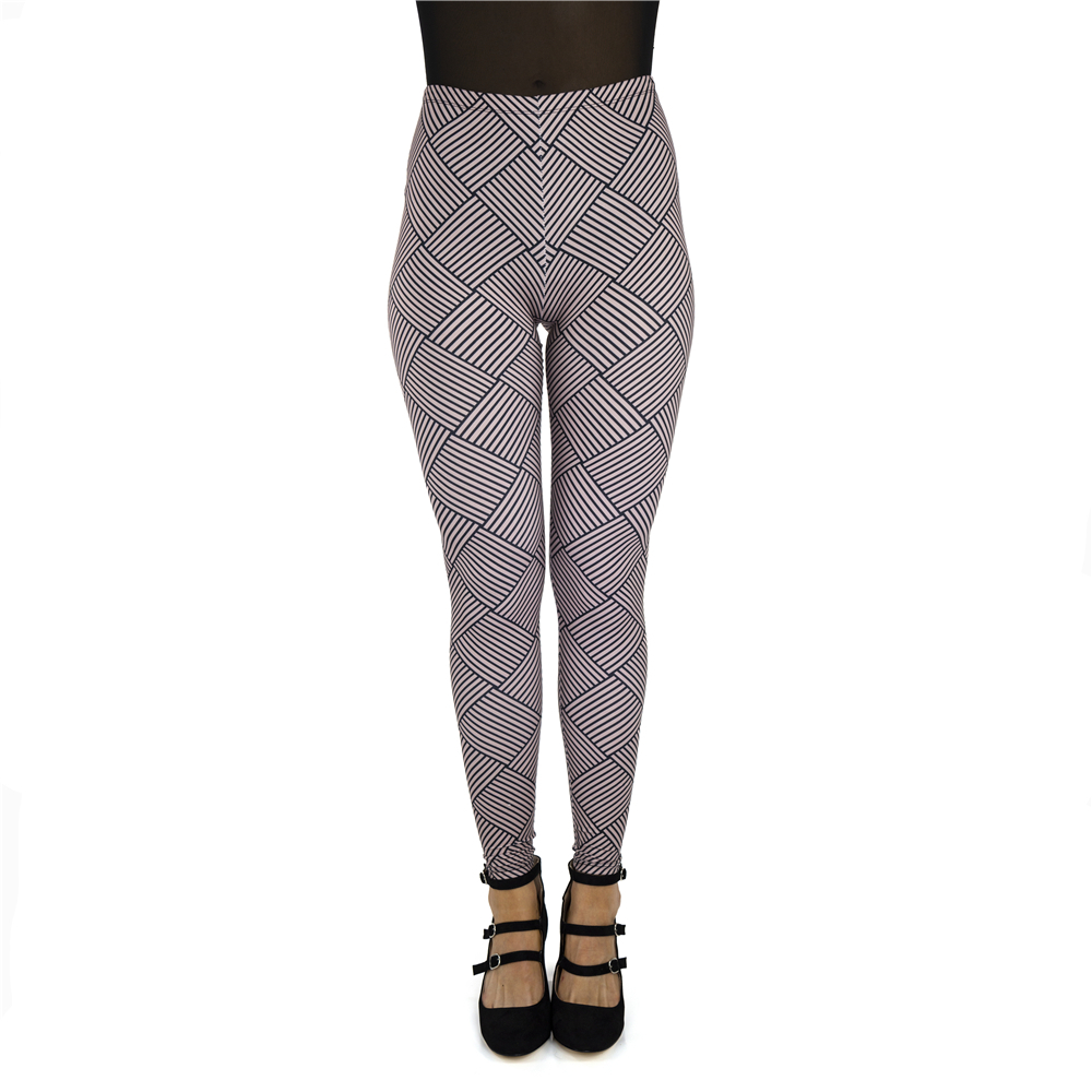 New Arrivals Charming Classic Printing Sexy Elastic Fitness   Leggings   Workout Bottoms Stretch Slim Fashion Pants
