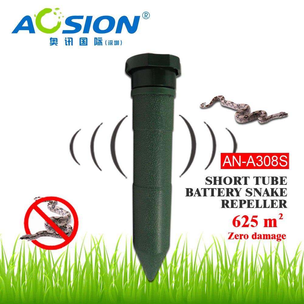Aosion Außeneinsatz Batterie Sonic Anti Nagetier - Gartenzubehör - Foto 2