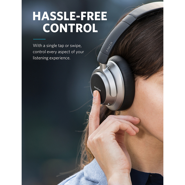 Noise Cancelling Waterproof Headphones