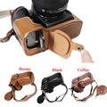 New Luxury Video Kamera Tasche Für Canon 100D 18 55mm Objektiv Kamera Abdeckung Mit Gurt + Mini beutel + Offene Batterie Direkt-in Kamera/Video Taschen aus Verbraucherelektronik bei