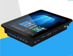 12 Inch alle-in-een LCD industriële touch wandmontage tafelblad desk top