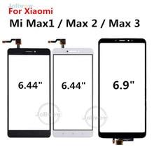 Cep telefonu dokunmatik Panel için Xiao mi mi Max Max 1 Max 2 dokunmatik ekran Max 3 dokunmatik Panel cam sensörü onarım yedek