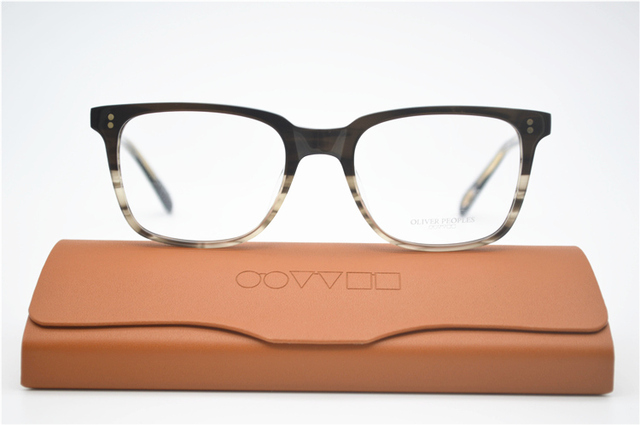 Brand Oliver Peoples NDG-1-P Square Vintage Myopia Glasses OV5031 Frame Men and Women Retro Eyeglasses Reading glasses Frames
