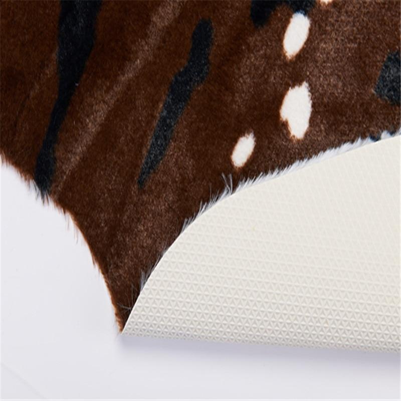 75 * 110см жасанды жануарлардың кілем - Үй тоқыма - фото 4