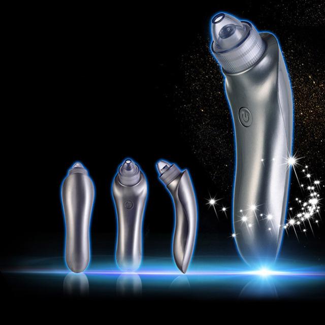 Metallic Design Vacuum Pore Cleaner