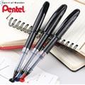 Original Pentel TRJ50 Stift Erweiterte Fühlte Spitze Stift 0 4mm 0 7mm Schwarz/Rot/Blau Für Skizze Cartoons design-in Gelschreiber aus Büro- und Schulmaterial bei