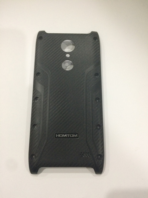 Used Battery Cover Back Shell For Homtom HT20 MT6737 Quad Core 4.7 Inch HD 1280x720 Free Shipping