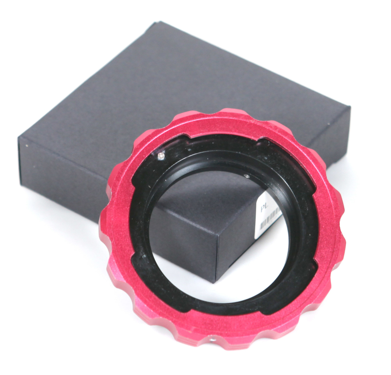 Universal PL Movie Lens Transfer to EF Adapter PL to EF Adapter Ring for General BMCC BMPC Canon Cameras EF Lens Adapter Ring commlite cm ef mft electronic aperture control lens adapter for ef ef s lens m4 3 camera