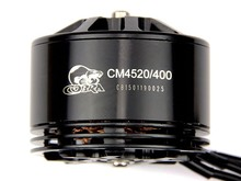 Cobra Motor CM-4520/14, Kv=400, 1pcs/Pack,For Drone, Multirotor, UAV, Free Shipping