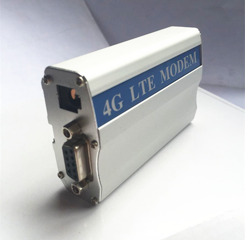 Industrial wireless usb rs232 4g lte modem, open AT command lte 4g modem, tcpip data transfer 4g SMS modem цена