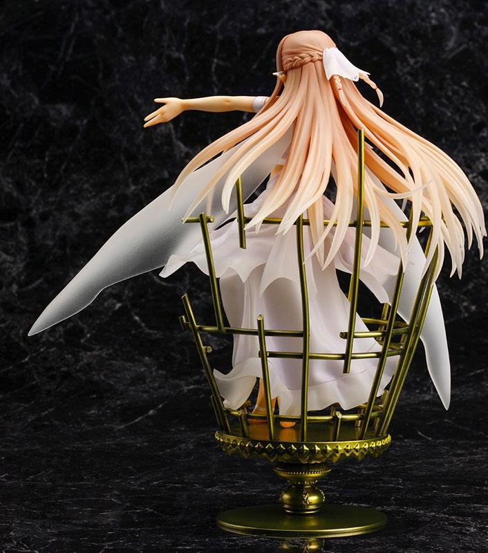 NEW hot 22cm Sword Art Online Yuuki Asuna Cage action figure toys collection with box
